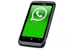 WhatsApp vuelve a estar disponible para Windows Phone