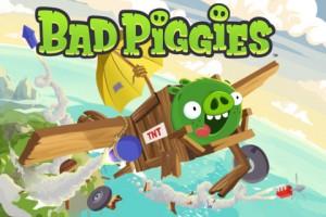 Bad Piggies, ya disponible para iOS, Android y Mac