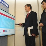 Una app para identificar a prófugos de la justicia en las Smart TV de Samsung