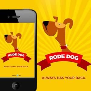 Rode Dog: Ladra a tus familiares y amigos para que no usen el móvil mientras conducen