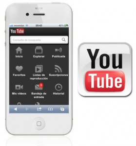 La nueva app de YouTube llega a iOS 6