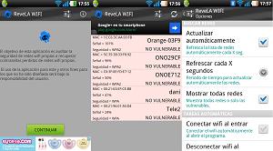 revela wifi app