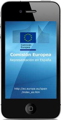 La Comisión Europea en España ya tiene su propia aplicación