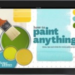 How to Paint Anything app: pinta tu casa mediante un iPhone, iPad o iPod Touch