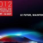 El París Motor Show 2012 también tiene su app