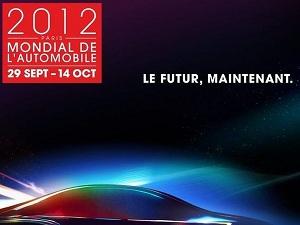 paris motor show app