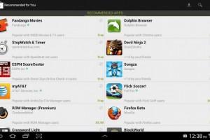 Google Play recomendará apps según las que usen nuestros amigos de Google+