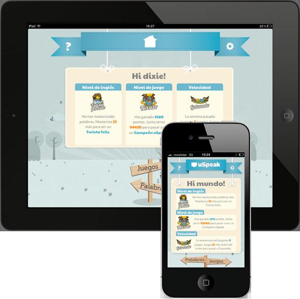 uSpeak, una aplicación para que dejes de sufrir con el inglés