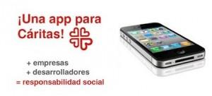 Takkmama, empresa ganadora del concurso 'Una app para Cáritas'