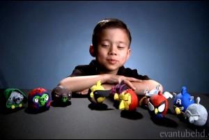 Cuando los Angry Birds encontraron a los superhéroes de Marvel