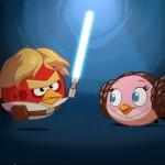 Primeras imágenes reales del juego Angry Birds Star Wars