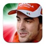Sigue la trayectoria de Fernando Alonso en el mundial de Fórmula 1 en tu iPhone