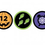 Foursquare se disfraza de Halloween con tres badges especiales