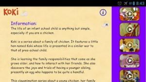 Los pollos de plastilina de Koki vuelven a la vida gracias a una app