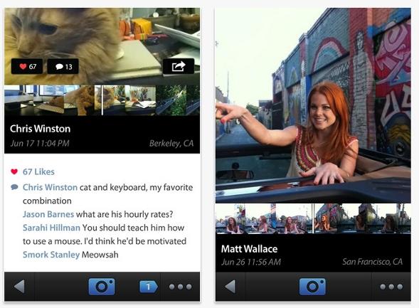 Lightt, el Instagram para vídeo hecho de retazos