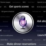 Aprende a lanzar aplicaciones con Siri