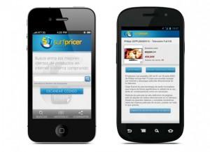 SurfPricer, un útil comparador de precios para iPhone y Android