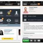 Viadeo mejora su presencia en Android, iPhone, BlackBerry y Windows Phone