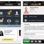 Viadeo mejora su presencia en Android, iPhone, BlackBerry y Windows Phone