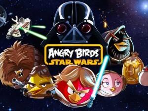 La relación entre Angry Birds y Star Wars es un juego