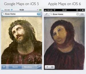 Apple fue advertida de los problemas de Maps tres meses antes de su lanzamiento