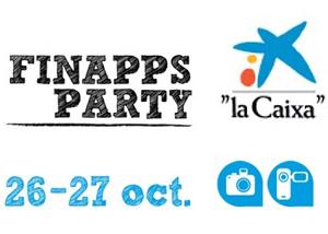 La FinAppsParty premia con 10.000 euros una app que localiza comercios asociados a La Caixa