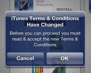 Un fallo en iTunes impide comprar apps en la App Store durante varias horas