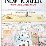 Hasta la revista Mad se burla de Apple Maps