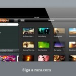 Rara.com llega a iPhone, iPad y Windows 8