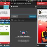 Real Madrid y Barcelona también juegan en los teléfonos Android