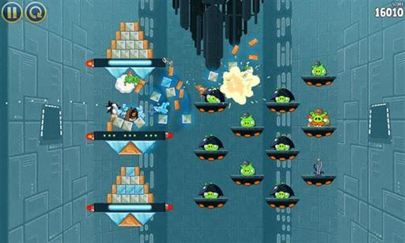 Angry Birds Star Wars, ya disponible para Android, iOS, PC, Mac y Windows Phone 8