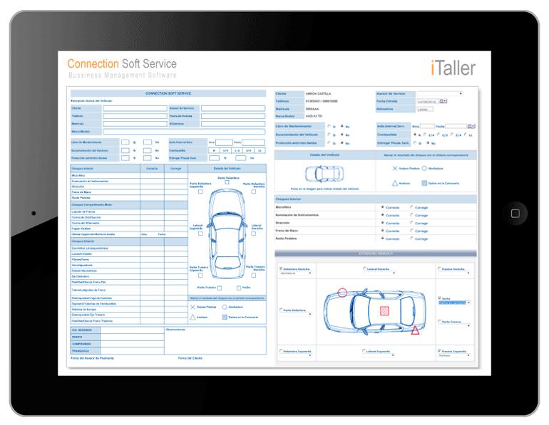 iTaller, una app de gestión para talleres mecánicos que mejora su ...