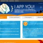 Microsoft lanza la campaña 'I App You', para buscar desarrolladores e ideólogos de aplicaciones