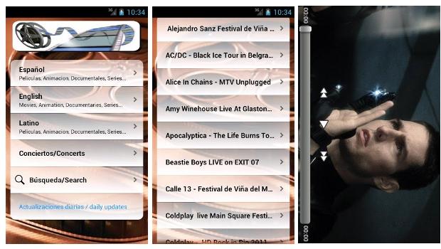 Películas Gratis, una app para disfrutar del cine en el móvil sin que tu bolsillo sufra