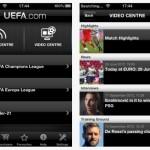 Sigue la Champions League y la Europa League con la app UEFA.com
