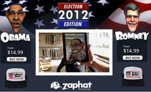 Zappar te convierte en Obama o Romney gracias a la realidad aumentada