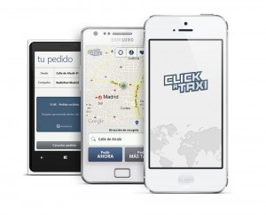 Click A Taxi llega a un mercado poco libre