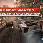 Need for Speed Most Wanted ya está disponible para iPhone, iPad y smartphones Android
