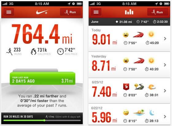 5 apps para practicar running