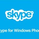 Skype lanza la versión preliminar de su nueva app para Windows Phone 8