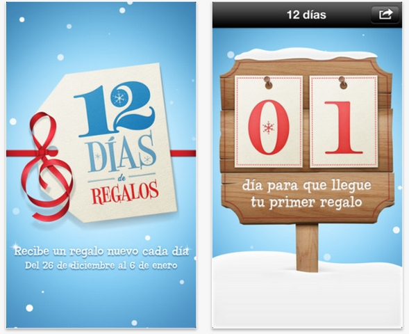 Apple regala apps, canciones y libros durante 12 días