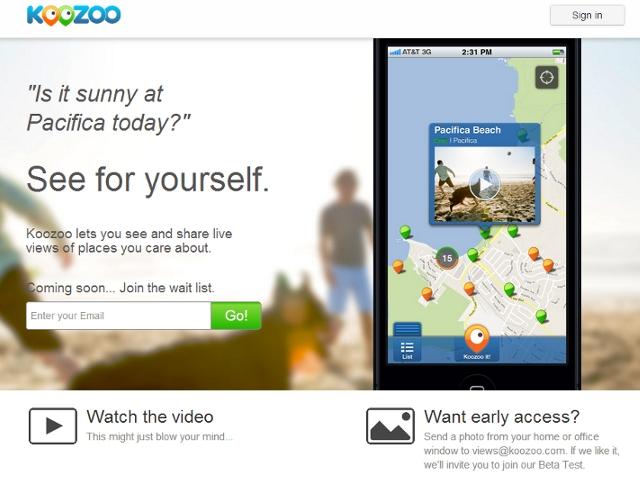 Koozoo, la aplicación del Gran Hermano