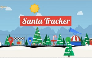 Google te ayuda a seguir la trayectoria de Papá Noel con Santa Tracker