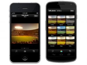 Twitter incluye filtros en sus apps para iOS y Android