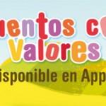 Edebé lanza sus Cuentos Con Valores, para iPad e iPhone, dirigidos a niños de 2 o más años