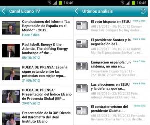El Real Instituto Elcano también tiene su propia aplicación