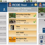 Apps para futboleros (y 4): Valencia, Espanyol y Valladolid