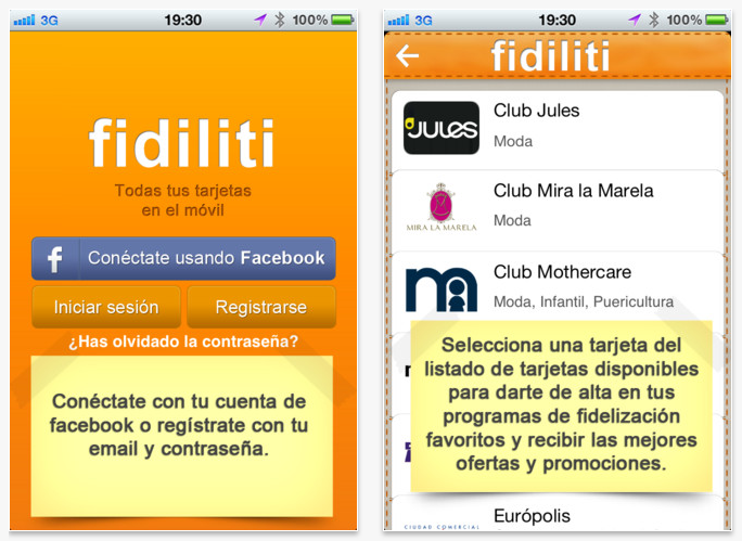 La start-up española Fidiliti busca un desarrollador de aplicaciones para iPhone