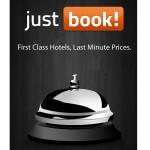 JustBook, para no volverse loco buscando hotel de última hora