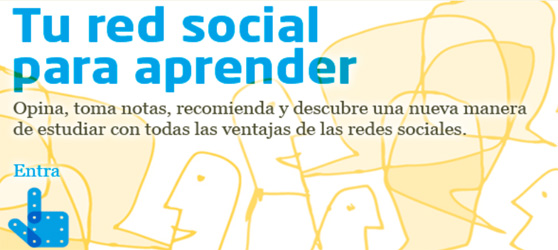 Edusfera reúne la oferta educativa de Santillana en una tienda online con app y red social